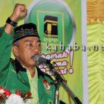 Ingat Jasa H. Abidin, PPP Dorong Arahman Jadi Walikota