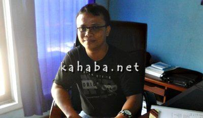 Plt Kepala BNNK Bima Fery Prianto. Foto: Deno
