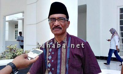 Plt. Kepala Dishubkominfo Kota Bima H. Julkifli. Foto: Eric