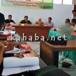 Pokja Desa Tertinggal Bahas Strategi dan Rencana Aksi
