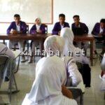 Calon Ketua BEM STIKES Yahya Bima Sampaikan Visi Misi