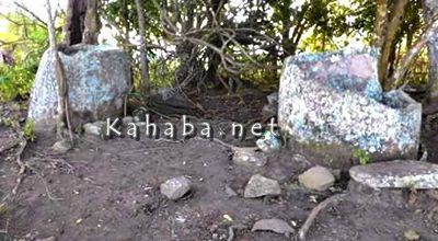 Wadu Nocu di Desa Kambilo Kecamatan Wawo. Foto: Firman