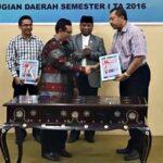 Pemkot Bima Terima Hasil Pemeriksaan Dana Bantuan Parpol dari BPK