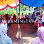 Walikota Bima Letakkan Batu Pertama Pembangunan Talud dan Pagar Kuburan Lewirato