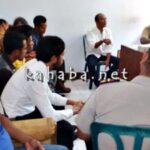 Protes Larangan Orgen, Warga Kumbe Demo Kantor Camat Rasanae Timur