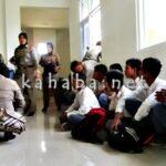 Pol PP Gelandang 12 Pelajar Asik Main PS