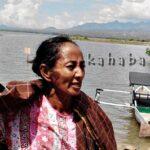 Laut Amahami Ditimbun, Nenek ini Histeris