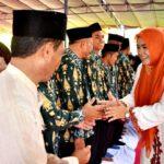 Bupati Bima Lepas Kafilah STQ Kabupaten Bima