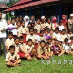 Nasib Tenaga Pendidik di Tambora, Guru Sukarela Jadi Tumpuan