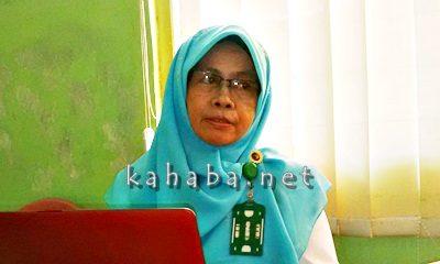 Hj. Umi Kalsum. Foto: Bin
