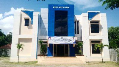 Kantor KPPT Kota Bima. Foto: Bin