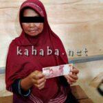 IY Ngaku Uang Palsu Dikirim dari Lombok