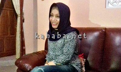 Isteri Kaharuddin, Jumhar. Foto: Eric