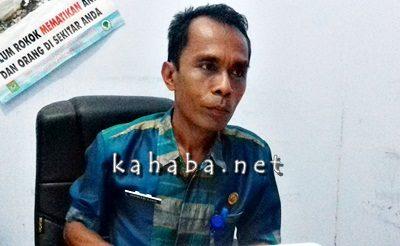Kabid Pembinaan dan Pengembangan Pegawai (P2P) BKD Kota Bima Ichwansyah. Foto: Eric