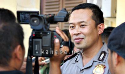 Kapolres Bima Kota, AKBP Ahmad Nurman Ismail SIK. Foto: Bin