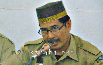 Kepala Bappeda Kabupaten Bima, Indra Jaya. Foto: Ady