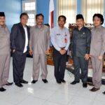 Pemkot Bima Terima Kunjungan Studi Banding Anggota Dewan Bangkalan
