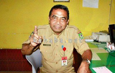 Kepala Dinas Tata Kota dan Perumahan (DTKP) Kota Bima Hamdan. Foto: Deno