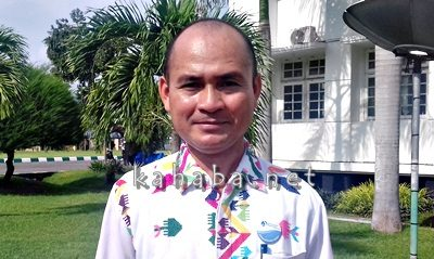 Ketua IGI Kota Bima, Syahrunna. Foto: Eric