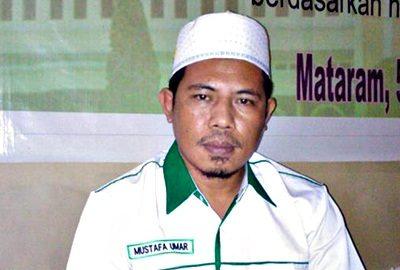 Ketua MPII Wilayah NTB, Musthofa Umar