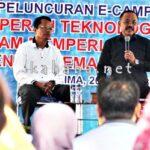 Aktifitas Akademik STIE Bima Mulai Menggunakan E-Campus