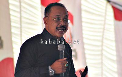 Koordinator Kopertis Wilayah VIII I. Nengah Dasi Astawa. Foto: Bin