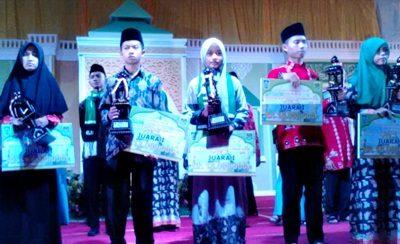 Kota Bima Juara Umum STQ Tingkat Provinsi NTB. Foto: Dok. LPTQ Kota Bima