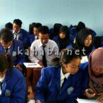 STIE Gelar Ujian Tengah Semester Ganjil