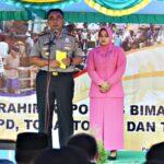 Wakil Bupati Bima Bangga dengan Kinerja Gatut