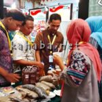 Lakpesdam NU Bima Pamer Produk Lokal Bima di Jakarta