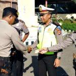 Polisi di Kota Bima Patungan Bantu Warga Miskin