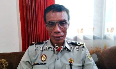 Pelaksana Tugas (Plt) Kepala BPN Kota Bima, Iksan. Foto: Bin