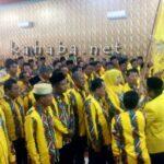 Dinda Dilantik Jadi Ketua DPD II Partai Golkar Kabupaten Bima