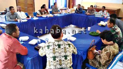 Pertemuan FKUB Kota Bima dengan Tokoh Lintas Agama. Foto: Ady