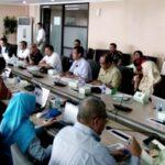 Pengembangan Pelabuhan Bima, Walikota Bima Rakor dengan Kementerian Kemaritiman