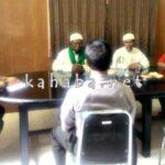 Jelang Aksi 212, Ormas Islam di Bima Bertemu Kapolres
