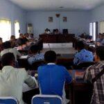 Bahas Tower di Mande, Dewan Hearing dengan Warga
