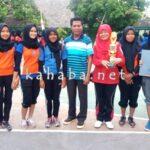 Lomba HAB, Tim Voli Putri SMPN 1 Sabet Juara 1