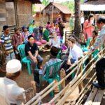 Tinjau Keberhasilan Program Sosial, OXFAM Berkunjung ke Ndano Nae dan Busu