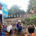 Warga Hentikan Proyek Pelebaran Jalan di Desa Kambilo