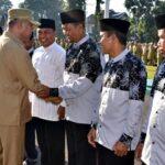 Wawali Bima Sambut Kafilah Peraih Juara Umum STQ Provinsi