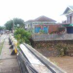 Banjir Kota Bima, Pagi Hari Ketinggian Air di Kecamatan Mpunda Turun