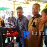 Bupati Bima Serahkan Bantuan Alat untuk Pelaku IKM dan UMKM