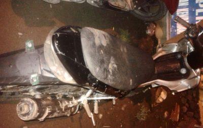 Polisi Amankan Motor Hasil Curanmor di Sawa Mande