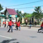 Peringati Hari Anti Korupsi Sedunia, Mahasiswa Bentrok dengan Pol PP