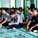 Nurman Lantik Pengurus BKM Masjid Al Ikhlas Polres Bima Kota