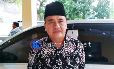 Kasi Kepenghuluan dan KUA Bidang Bimas Islam Kemenag Provinsi NTB, H Laman. Foto: Ady
