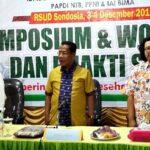 Meriahkan HKN, 4 Organisasi Profesi Medis Gelar Simposium dan Baksos
