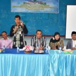 Konsultasi Publik Raperda RDTRK Kecamatan Rasanae Timur Digelar
