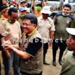 Kunjungi Kota Bima, Presiden PKS : Kota Tangguh Bencana Sedang Diuji